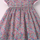 Liberty Pink Emma and Georgina Baby Dress