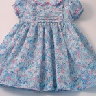 Liberty Poppy's Meadow Baby Dress
