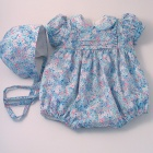 Liberty Poppy's Meadow Bubble Suit