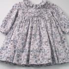Liberty Pink Mitsi Baby Dress