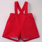 Red Sailor Shorts