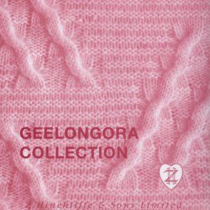 Geelongora yarn spun by Z Hinchliffe