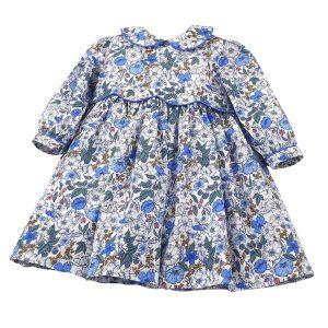 liberty blue bramble dress