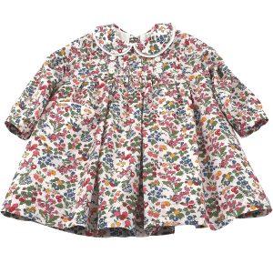 Liberty Nancy Ann smock girls dress